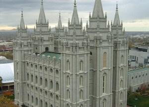 Utah's Salt Lake Temple - Photo: JPStanley