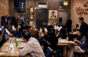 Buka, a Nigerian restaurant in Brooklyn, NY