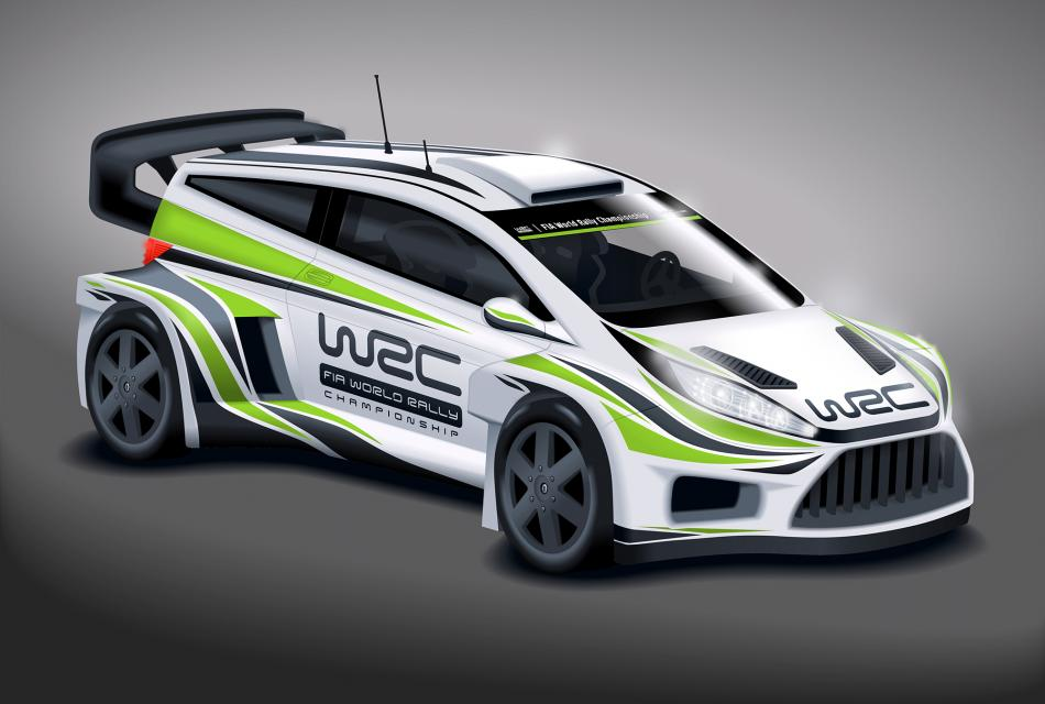 New Regulations Coming For The 2017 World Rally Car