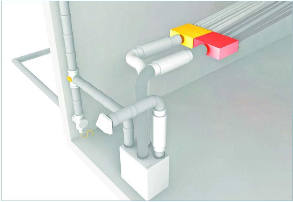 de ventilation double flux