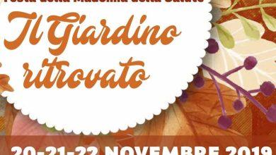 """Photo of giovedi 21 novembre: FIAB a """"Il giardino ritrovato"""" – Festa della Madonna della Salute al parco di via Torre Belfredo"""