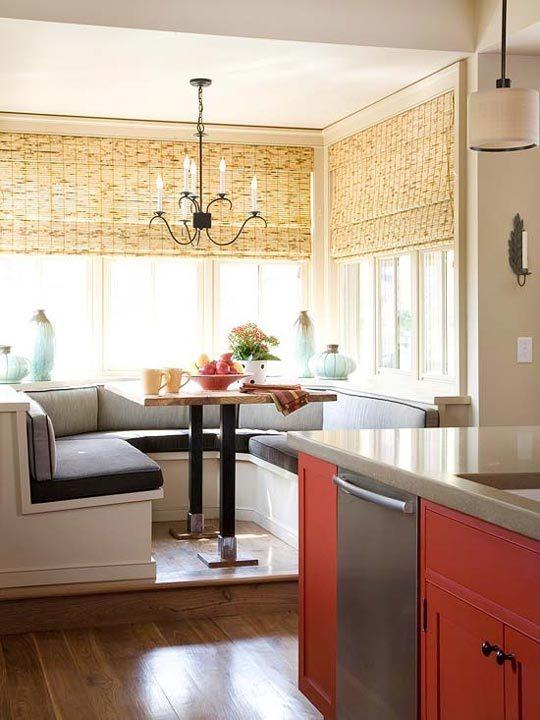 Ideas para crear un office en la cocina