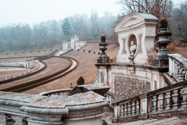 Giardini villa della regina torino