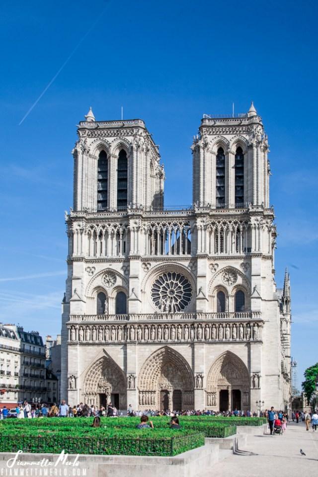 Notre Dame Parigi