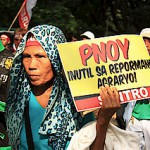 People's Agrarian Reform Congress Rally, Philippines © Astrud Lea Beringer