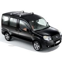 Genuine Fiat Doblo Aluminum Roof Bars (2x Roof Bars and ...