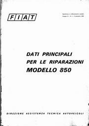 Fiat 850 Spider Bertone