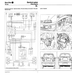 headlight 01 technical headlight relay page 2 the fiat forum fiat punto fiat punto fuse box  [ 3504 x 3484 Pixel ]
