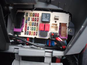 Technical: 2002 12 8v lights?? fuses???  The FIAT Forum