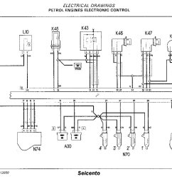 technical seicento coilpack wiring the fiat forum wiring diagram page wiring diagrams on fiat punto fuse diagram 240sx fuel pump wiring [ 1169 x 826 Pixel ]