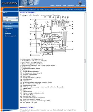 Technical: rpm signal wire in instrument panel  Page 2