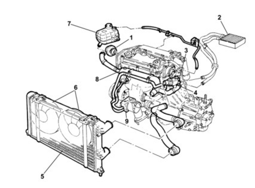 Fiat Engine Diagram Html, Fiat, Free Engine Image For User