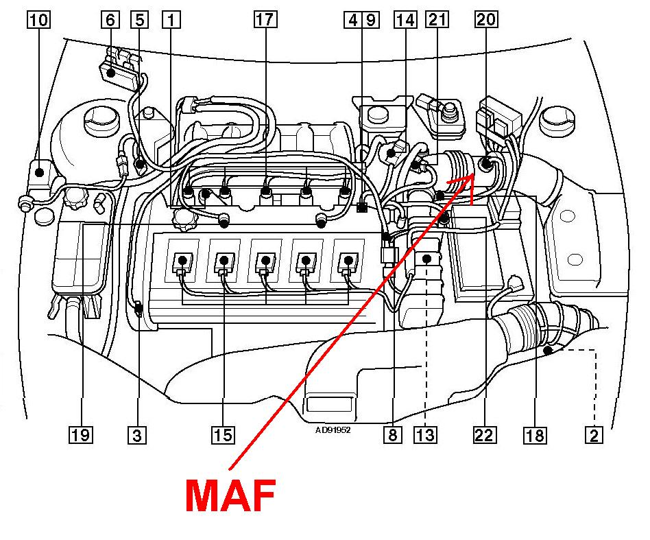 Technical: Power loss on Marea Weekend Possible Turbo
