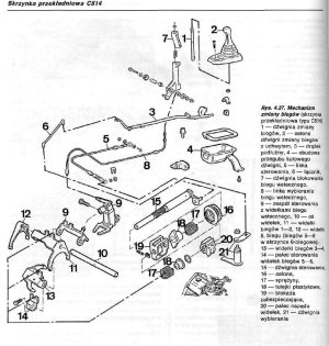Technical: Need a picturediagram Gearbox 12 Punto mk1