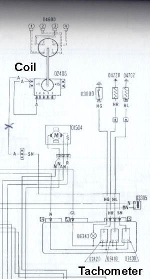 Hawk Tachometer Wiring Diagram | ndforesight.co on
