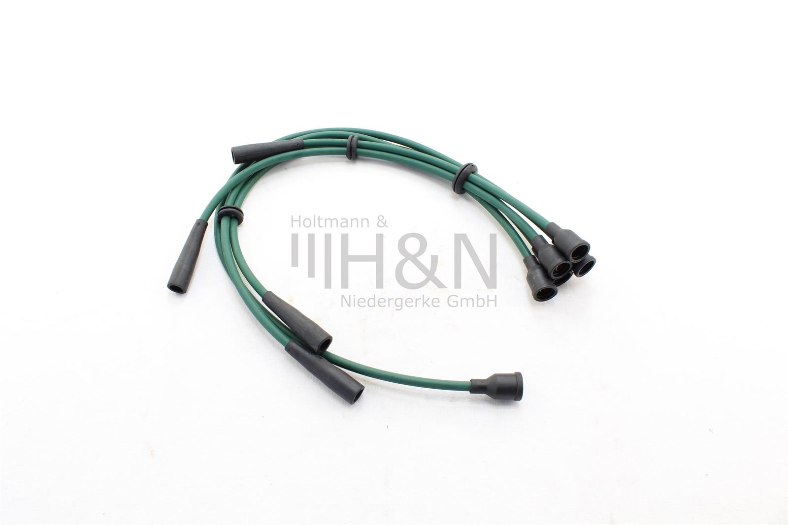 Zundkabelsatz Fiat 850 Sport Langes Kabel Zur Zundspule