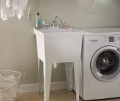 laundry room tubs