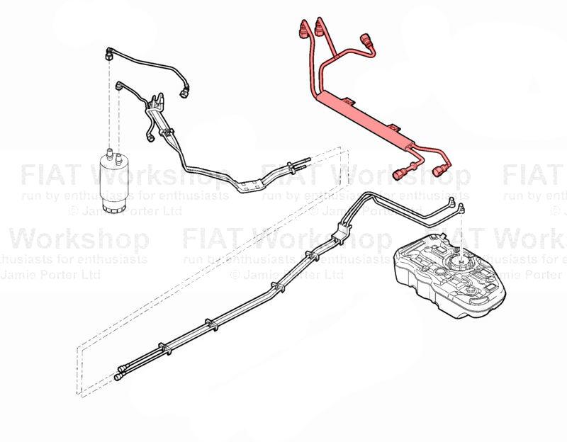 Fiat Grande Punto Non Stock Parts