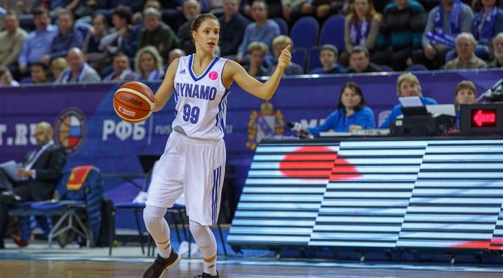 99 Kseniia Levchenko (Dynamo Kursk) (photo: Timur Tsnobiladze)