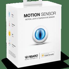 Pir Motion Sensor Light Wiring Diagram Kenmore Dryer Plug Z Wave And Homekit Detector Fibaro Smart Home