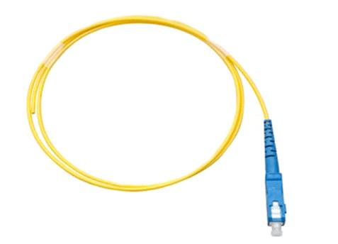 SC fiber optic pigtail