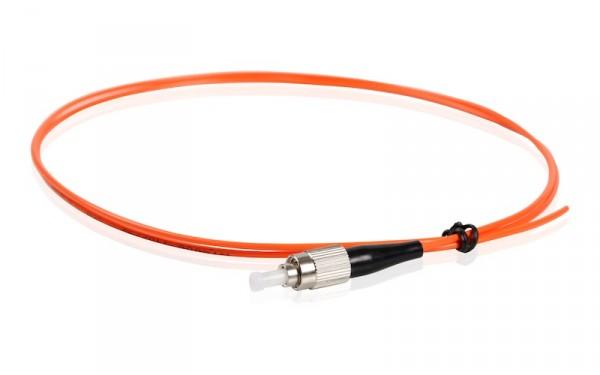 ST fiber optic pigtail