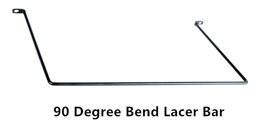 90 Degree Bend Lacer Bar