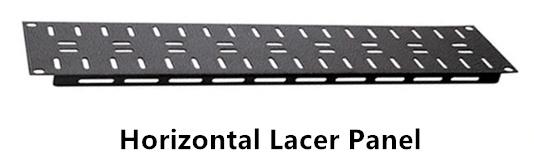 Horizontal Lacer Panel