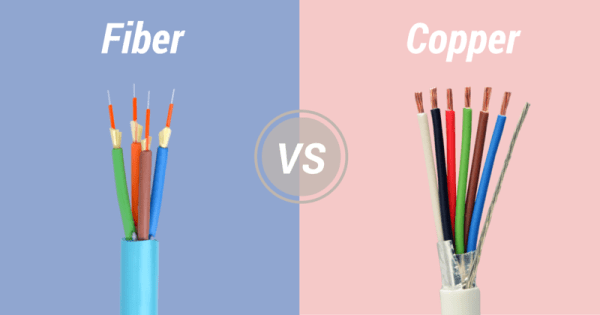 Fiber Optic Cable VS. Copper Cable