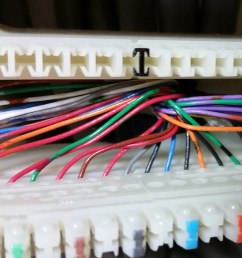 punch down block wiring wiring diagram load 110 punch down block what s it how to [ 1200 x 799 Pixel ]