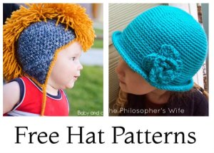 Fun & Funky Hat Patterns for Knit and Crochet
