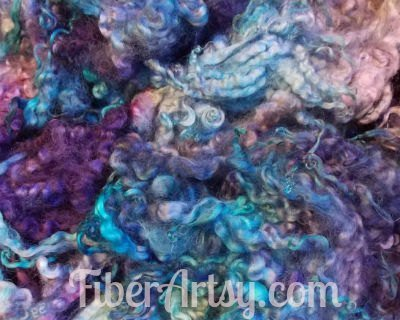 How to Dye Wool Locks and Fiber, Fiberartsy.com