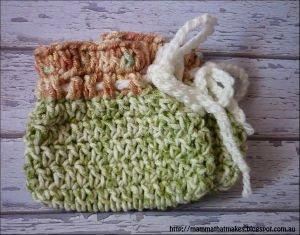 Sock Pattern for Crochet