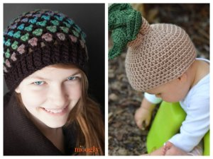 16 Free Hat Patterns for Crochet and Knit