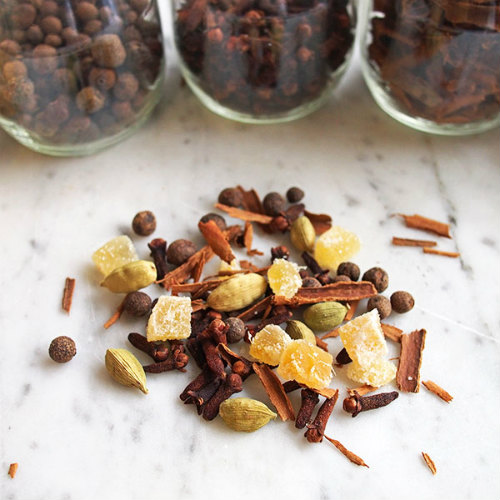Mulling Spices Recipe Food Gift Idea