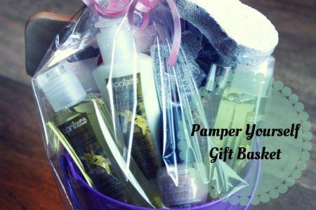 DIY Beauty Gift Basket