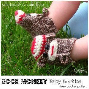 Baby Free Crochet Pattern, FiberArtsy.com