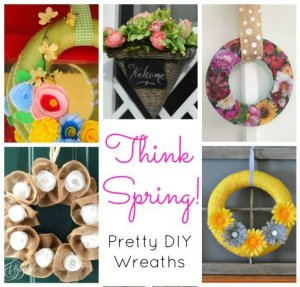 DIY Wreath Ideas for Spring