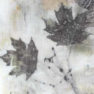 Eco Printing on Fabric