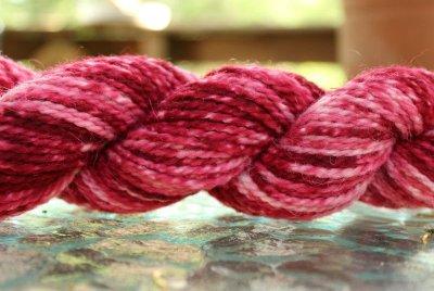 How to Dye Semi Solid Yarn