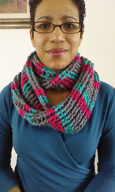 Free Cowl Pattern for Crochet