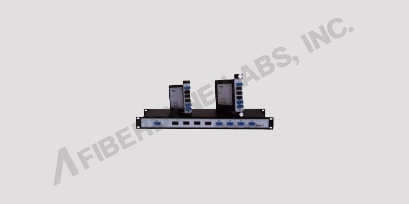 Fiberdyne Labs, Inc. Dense Wavelength Division Multiplexer