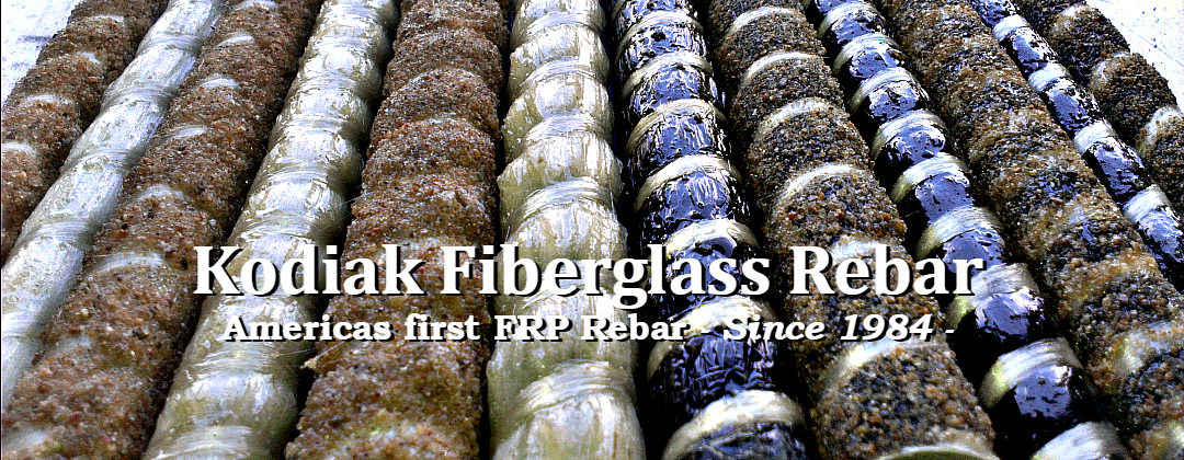 Kodiak Fiberglass Rebar & Basalt Rebar