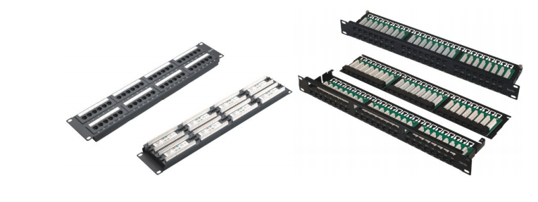 24 Port CAT.5E Patch Panel Manufacturers and Suppliers