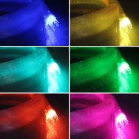 Fiber Optic Lighting Cable | End glow cable dotting ...