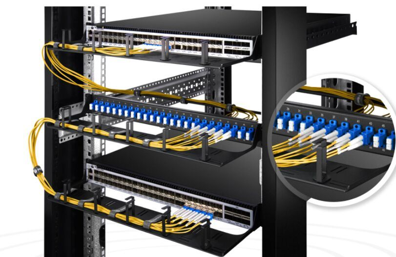 For Cat 6 Cable Wiring Router To Router Diagram How To Use A Fiber Optic Patch Panel