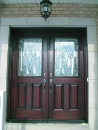 200 Series Insulated Fiberglass Entrance Doors | Fibertec ...