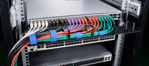 Custom Cat6a Snagless Booted Shielded Ether Network
