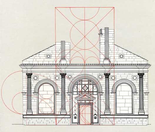 In arhitectura