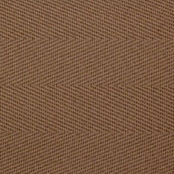 Cotton Herringbone Border Autumn